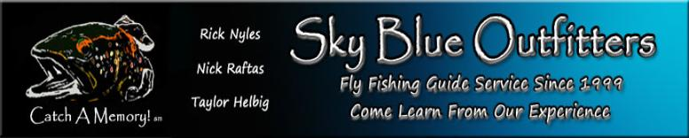 Sky Blue Outfitters PA