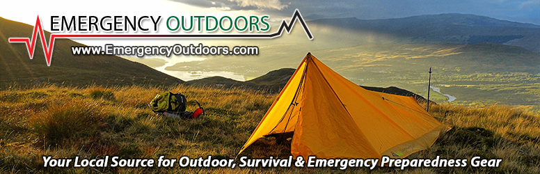 Emergency Outdoors - Your Local Source for Outdoor, Survival & Emergency Preparedness Gear