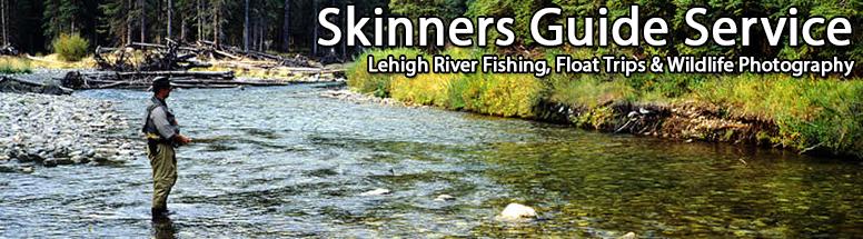 Lehigh River Fishing Tours